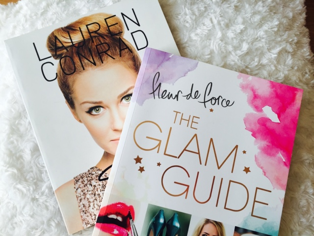 beauty, books, bibles, lauren conrad, fleur de force, the glam guide,