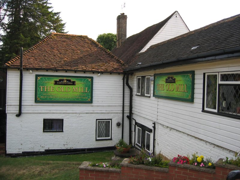 the old mill, east grinstead