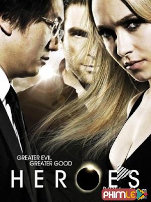Phim Giải Cứu Thế Giới 4 - Heroes season 4 (2010)