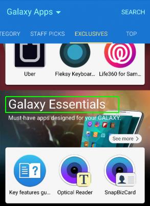Hướng dẫn sử dụng điện thoại Samsung Galaxy S6 - Hình 32