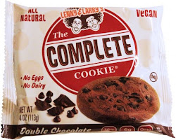 Lenny & Larry's The Complete Cookie - Double Chocolate, 113g