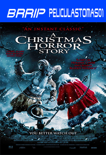 A Christmas Horror Story (2015) BRRip