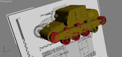 IGC Sadurní Tank