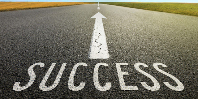 Start your journey heading towards Success
