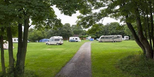 Wolverley Camping and Caravanning Club Site at Wolverley Camping and Caravanning Club Site
