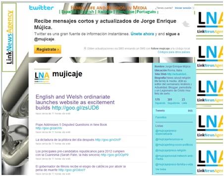 Actualidad y Análisis: LinkNewsAgency (english)