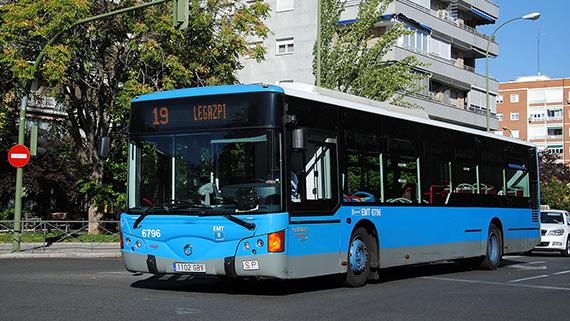 Próximas mejoras en 18 líneas de autobús EMT, entre ellas los búhos