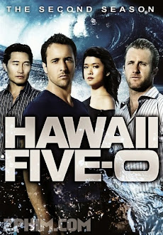 Biệt Đội Hawaii 2 - Hawaii Five-0 Season 2 (2011) Poster