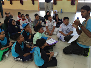 Water Conservation Programme with schools in JB (CmE)