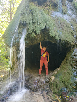 Маліївці, водоспад