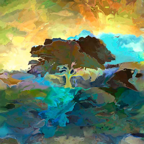 """The """"Morning Light"""" piece from the """"2002"""" collection"""