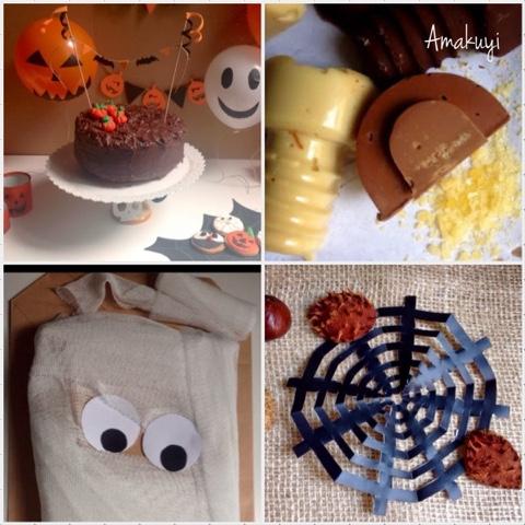 Manualidades-repostería-niños-halloween
