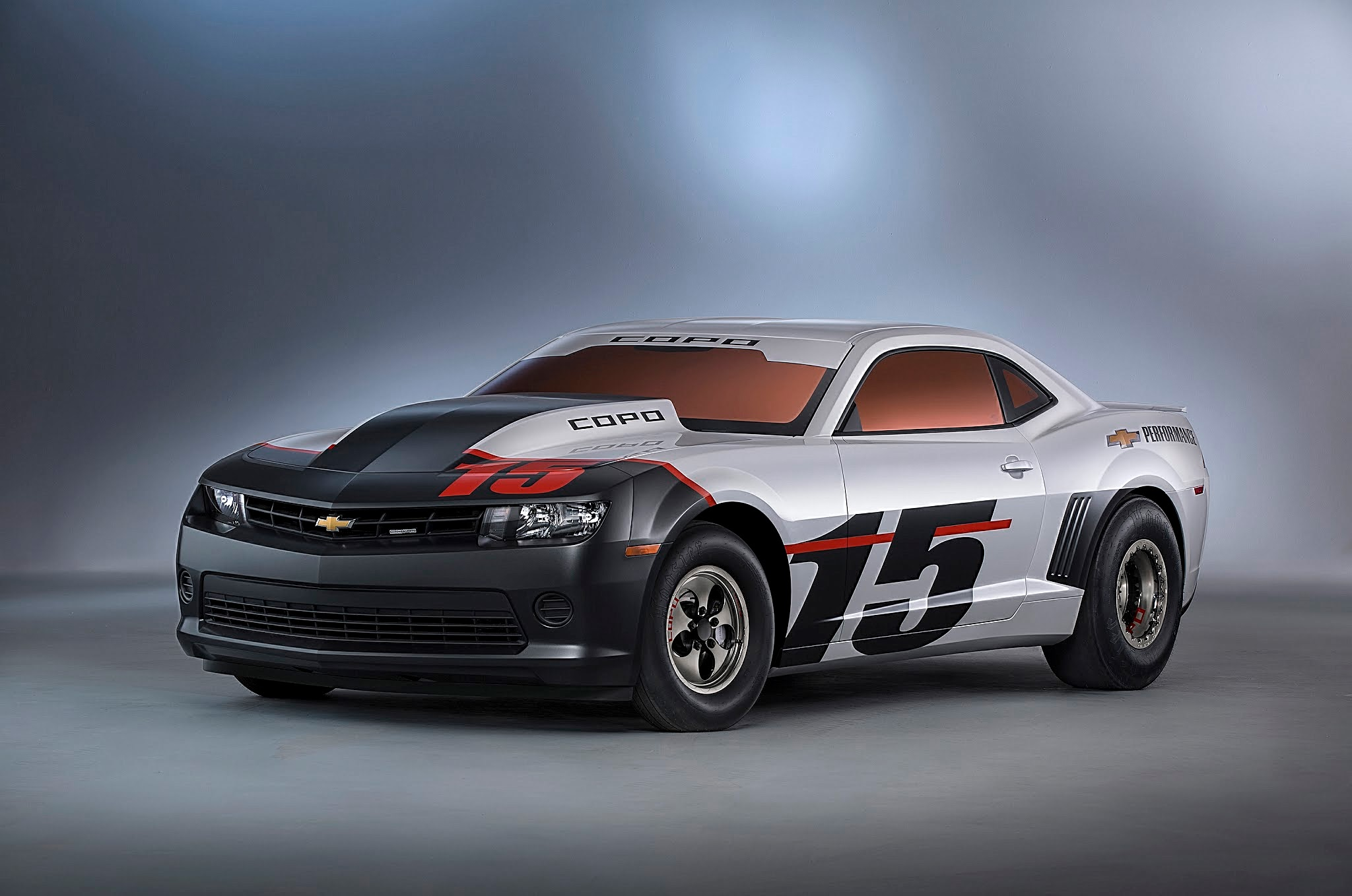 COPO Camaro No. 001 to be auctioned for charity Chevrolet is selling the firs...