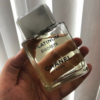 Perfume Chanel Platinum Egoiste
