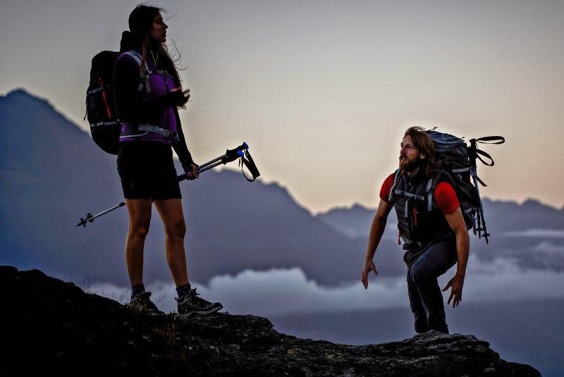 Kako se pakuje planinarski ranac
