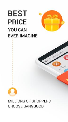 Banggood - Easy Online Shopping 6.5.1 screenshots 1