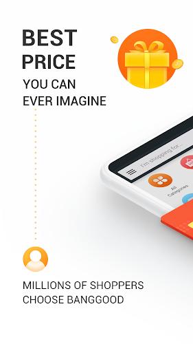 Banggood - Easy Online Shopping Android App Screenshot