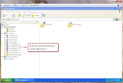 xp8 Cara menjalankan Windows XP di dalam Windows 7 (3)