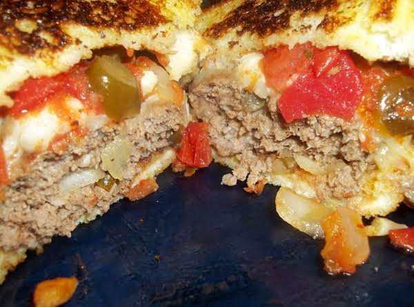 Jalapeno Cheese Burger - Cass's Recipe