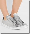Adidas Originals Raf Simons Stan Smith Silver Sneakers
