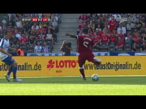 [Video] Hertha BSC vs Liverpool 0-3 – Highlights & All Goals – Club Friendly 29/07/2017