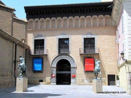 Palacio de los Condes de Argillo, Museo Pablo Gargallo, Zaragoza