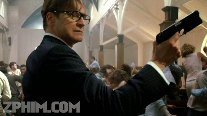 Ảnh trong phim Mật Vụ Kingsman - Kingsman: The Secret Service 2