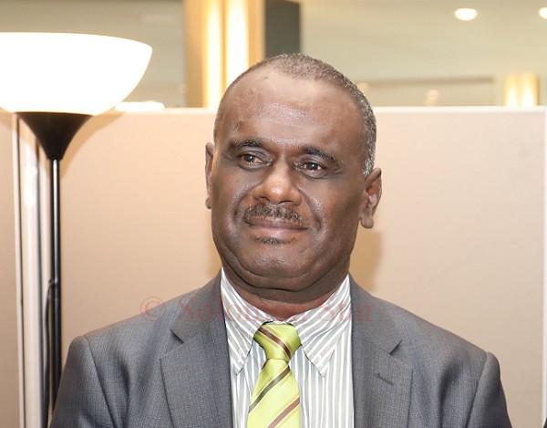 Solomon Islands  Foreign Minister, Hon Jeremiah Manele