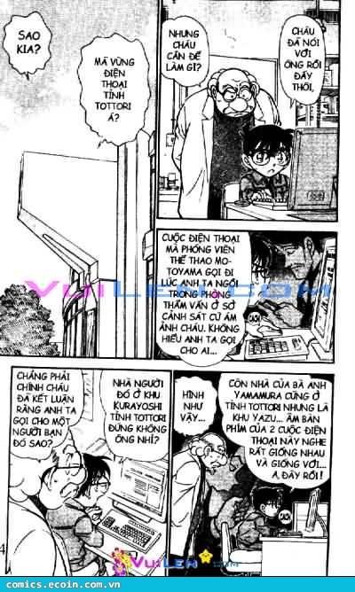 Detective Conan Chap 470 - Truyen.Chap.VN
