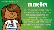 ELEIÇÕES - SIMULADOR DE URNA EM POWER POINT