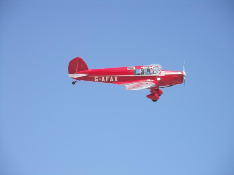 """Exhibición aerea de la Fundación """"Infante de Orleans"""". PICT0454"""