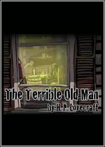Cover of Howard Phillips Lovecraft's Book The Terrible Old Man
