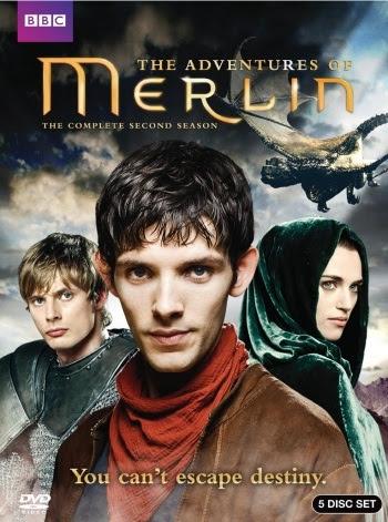Baixar As Aventuras de Merlin 2ª Temporada Dublado