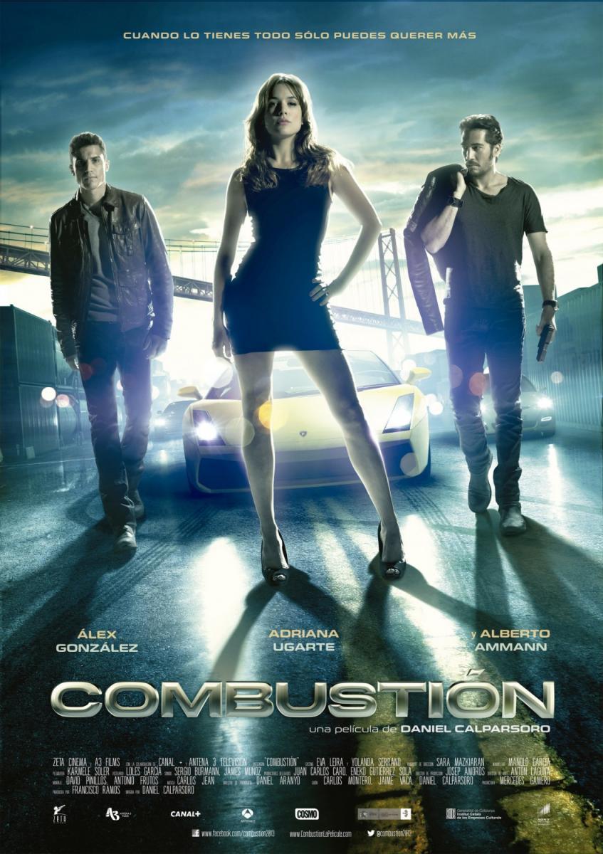 Hỏa Tốc - Combustion (2013)