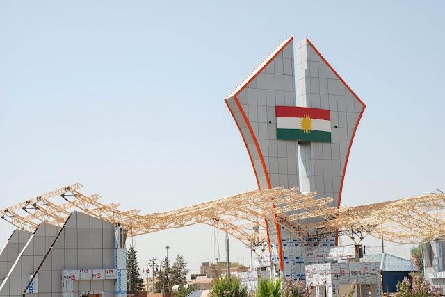 Granica kurdyjska