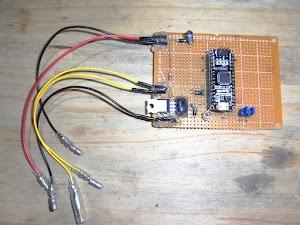 インジェクションコントローラ基板