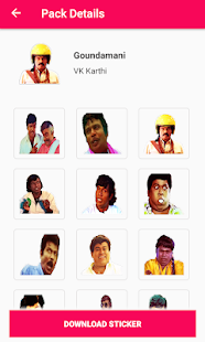 Tamil Stickers For WhatsApp & Sticker Macker for PC