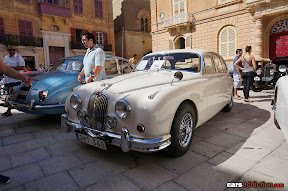 Jaguar Saloon