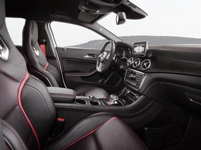 Mercedes-Benz GLA 45 AMG-6