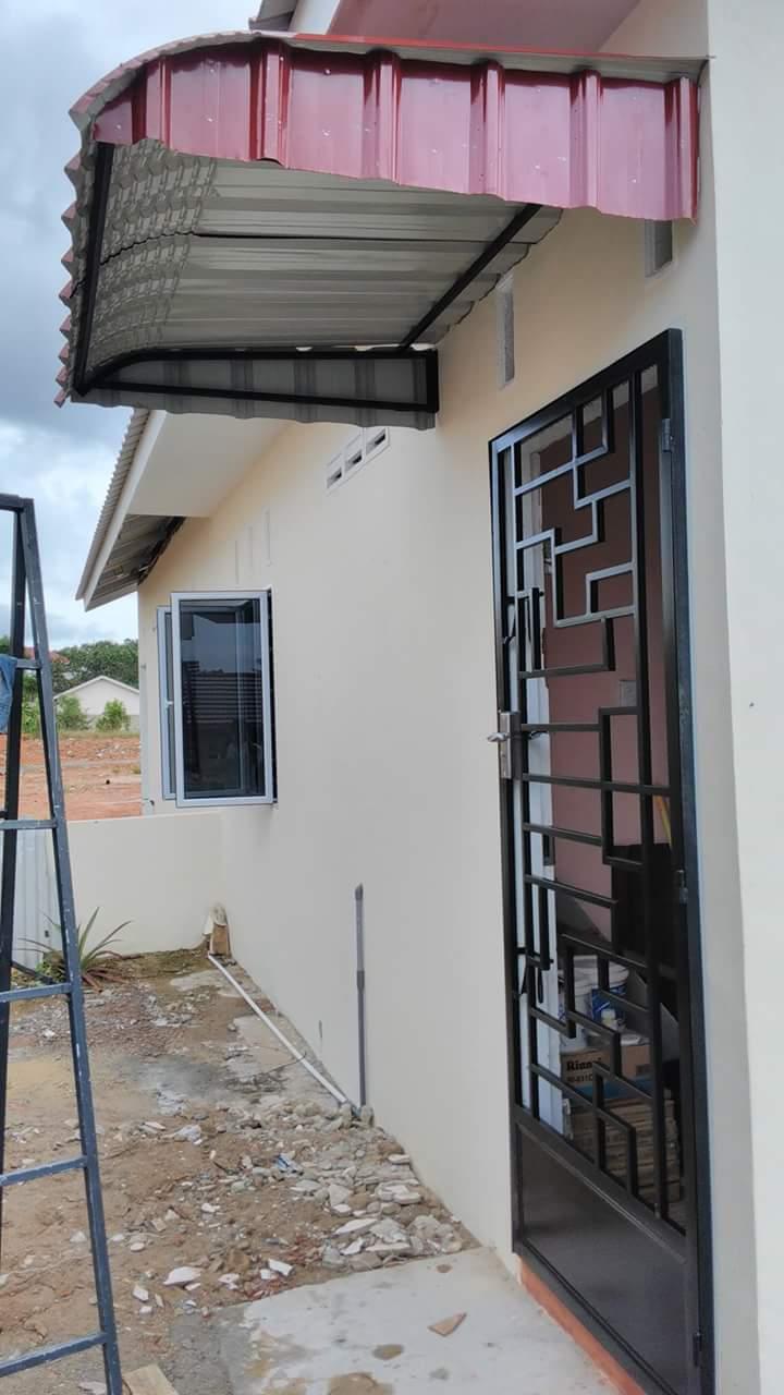 Jasa Kanopi Purwokerto Desain Pintu Pagar Rumahtralis Minimalis