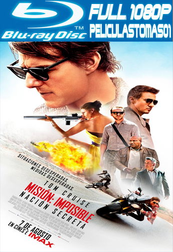 Misión imposible 5: Nación Secreta (2015) BRRipFull 1080p
