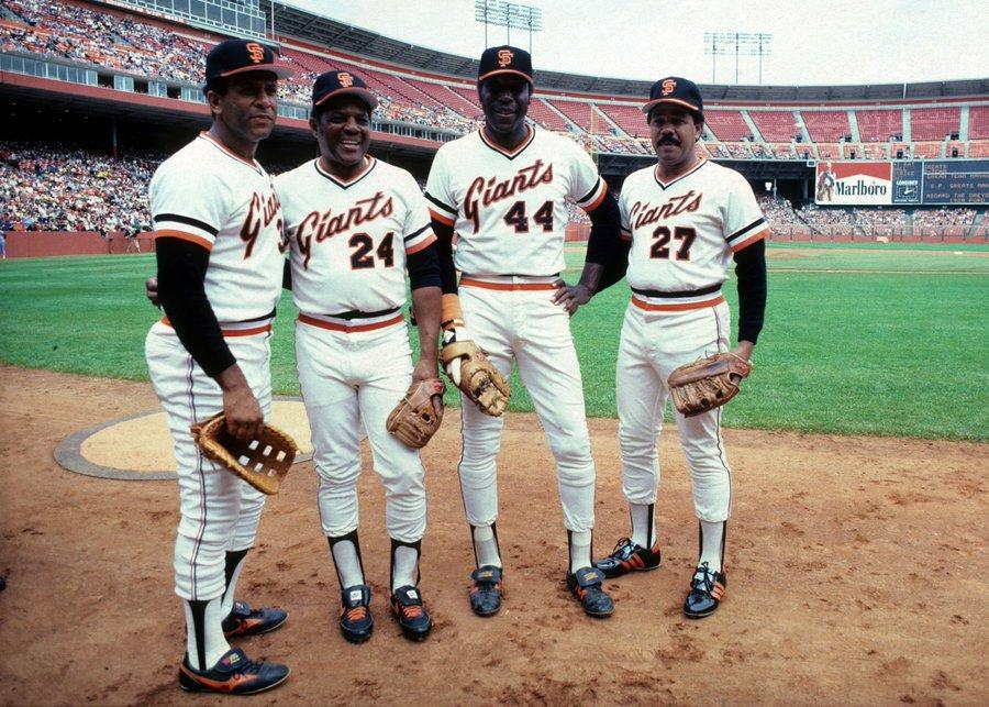 wholesale dealer e0eab cf200 The Ultimate Baseball Look: 1982 San Francisco Giants Old ...