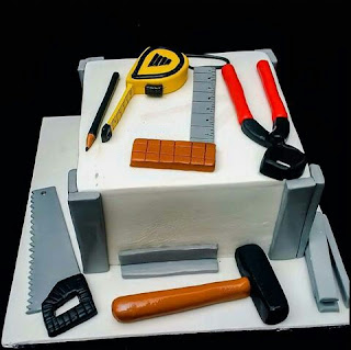 A cake for a civil engineer