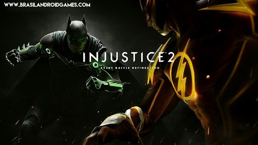 Download Injustice 2 v2.3.1 APK MOD IMORTALIDADE OBB - Jogos Android