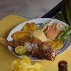 Almuerzo de Carpa en Sapzurro