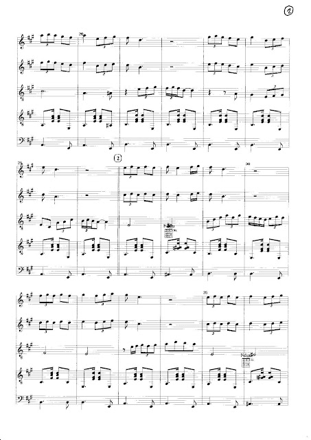 flor de luna guitar pdf