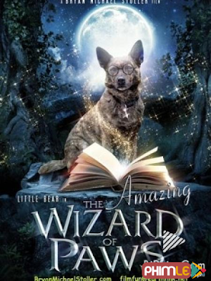 Phim The Amazing Wizard of Paws - The Amazing Wizard of Paws (2015)
