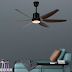 The Ecoluxe Luxury and Modern Ceiling Fan Have Many Features