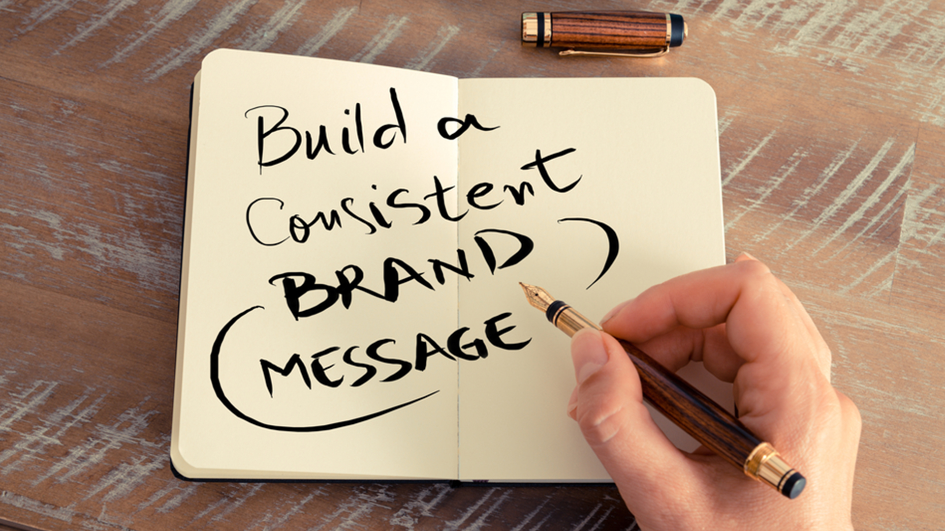 Convey A Brand Message