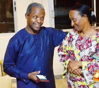 Yemi Oshibanjo and Dolapo Oshibanjo